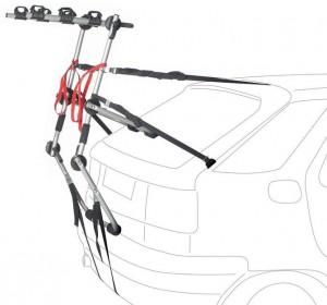 Tidssvarende Mekanismen bevægelighed human: Cykelstativ til bil uden træk KC-53